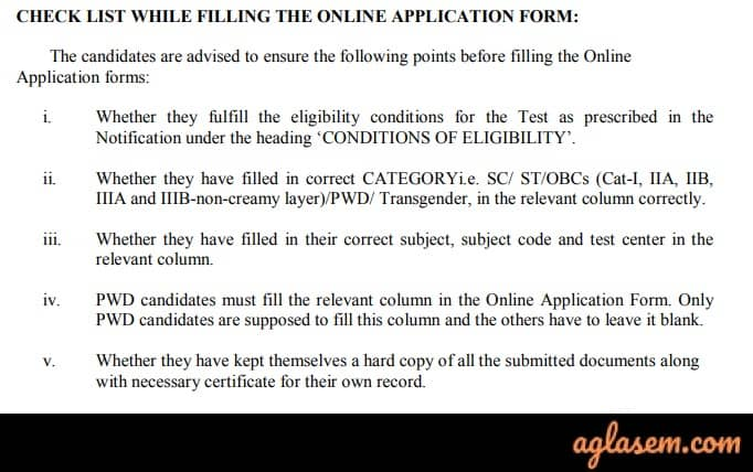 KSET Application Form 2021