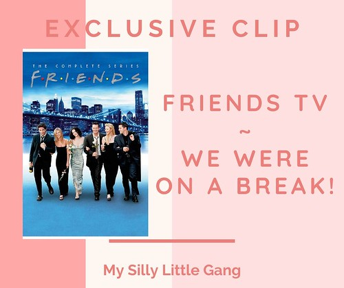 FRIENDS TV - We Were On A Break! - Exclusive Clip #OwnFriendsTV @WBHomeEnt #MySillyLittleGang