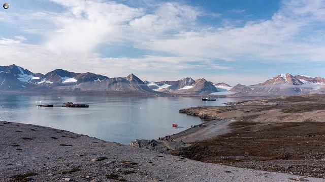 Beside Kongsfjord