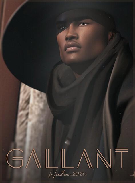 Gallant Magazine SL - Winter 2020