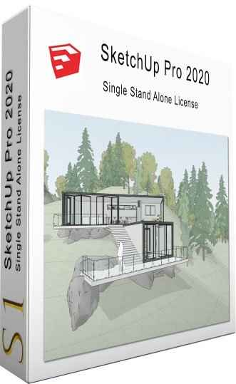 SketchUp Pro 2020 v20.0.363 x64 full license