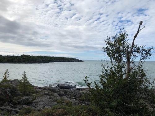 Pukaskawa - a lake view