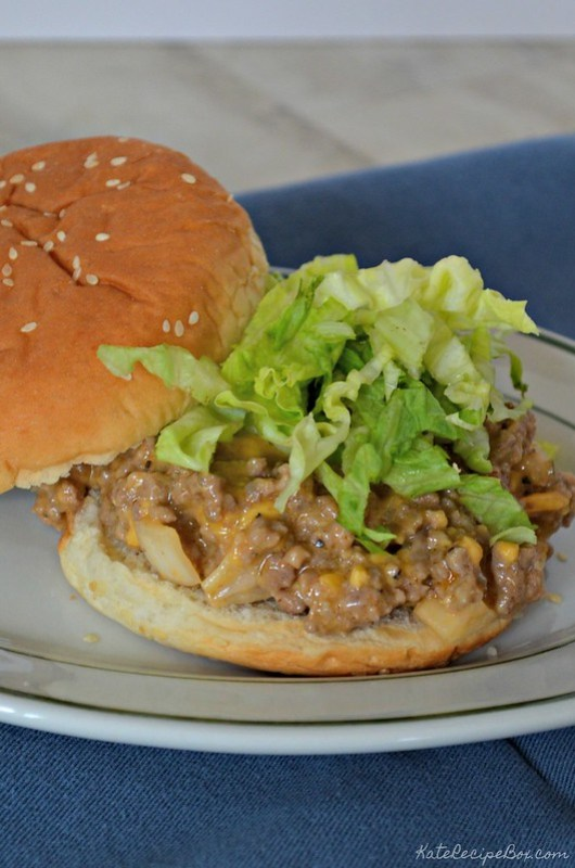 Big Mac Sloppy Joes 2