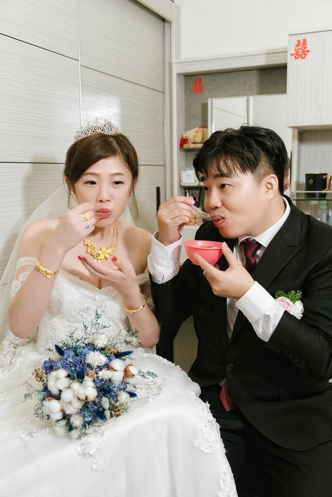 台北婚攝/新莊典華婚禮紀錄-青禾&珮君