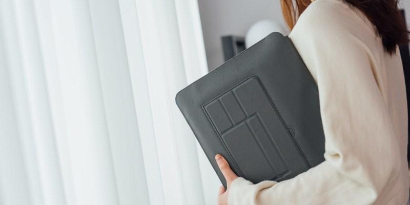 筆電包推薦|SINEX 全球首款 3in1變形筆電包:一包多用不但可調整兩種高度、柔軟鍵盤手托還有散熱功能