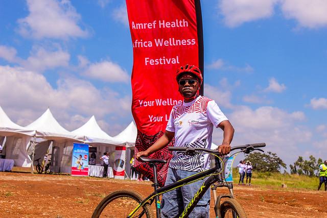 Amref Wellness Festival 2020