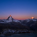 matterhorn sunrise and gornergrat bahn