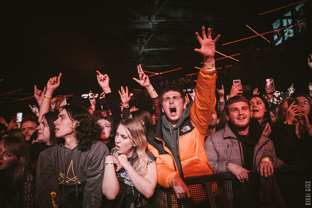 Bring Me The Horizon - Live at Stereo Plaza, Kyiv [11.02.2020]