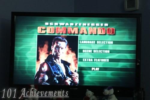 Arnold Schwarzenegger Movie Night