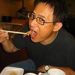Kuan mit Langustenkopf, Taipei 2005