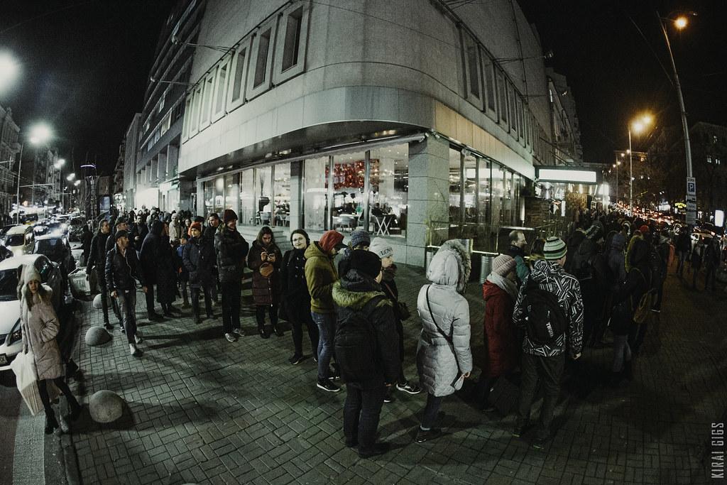 Крихітка (Kryhitka) - Live at Bel'Etage, Kyiv [14.02.2020]
