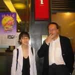 Chou Wan-Ru & ME, Taipei, 08 2005