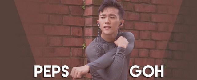 Peps Goh Fight Design