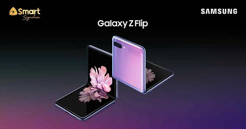 Smart Samsung Galaxy ZFlip