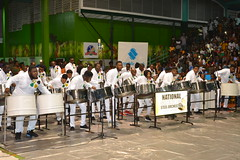 Scenes from Mashramani Panaorama Steel Band 2020 Competition,