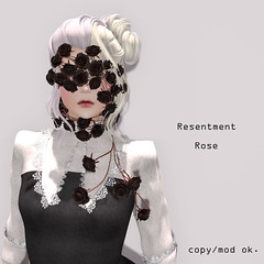*NAMINOKE*Resentment-rose