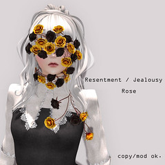 *NAMINOKE*Resentment/Jealousy-rose
