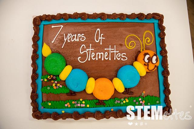 Stemettes Turns 7!
