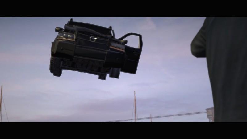 G'ildirakli uchuvchi SUV