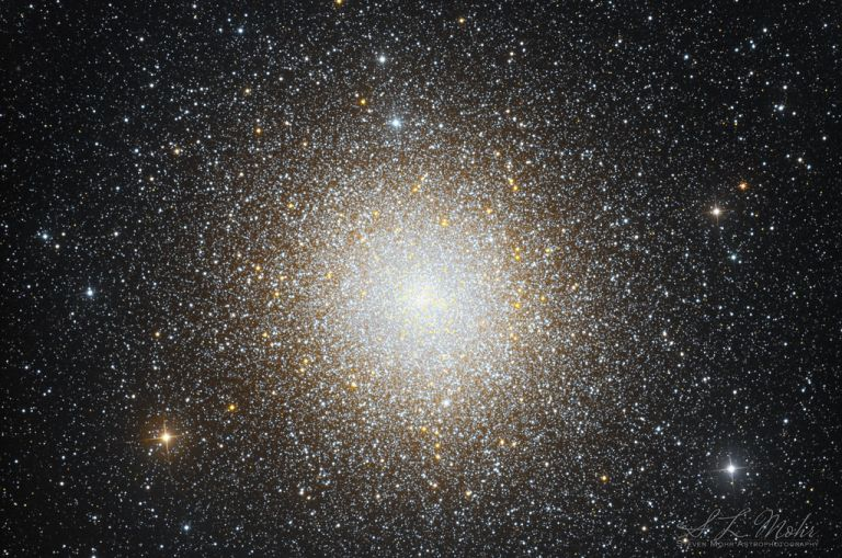 47 Tucanae | NGC104 | Globular Cluster | LRGB