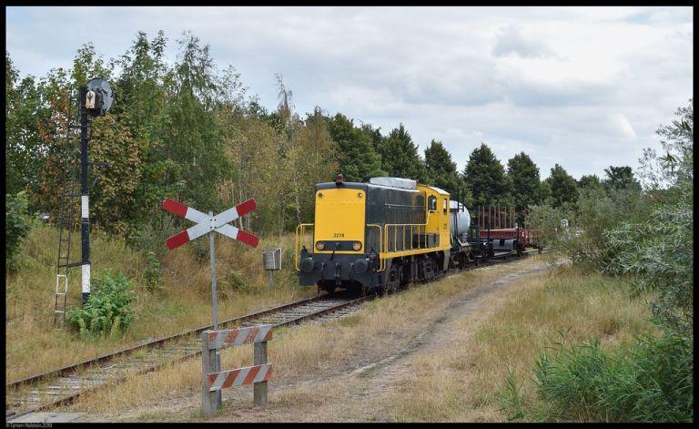 04-08-19 | Stadskanaal | STAR 2278+Goederentrein