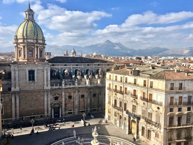 Santa Caterina a Palermo
