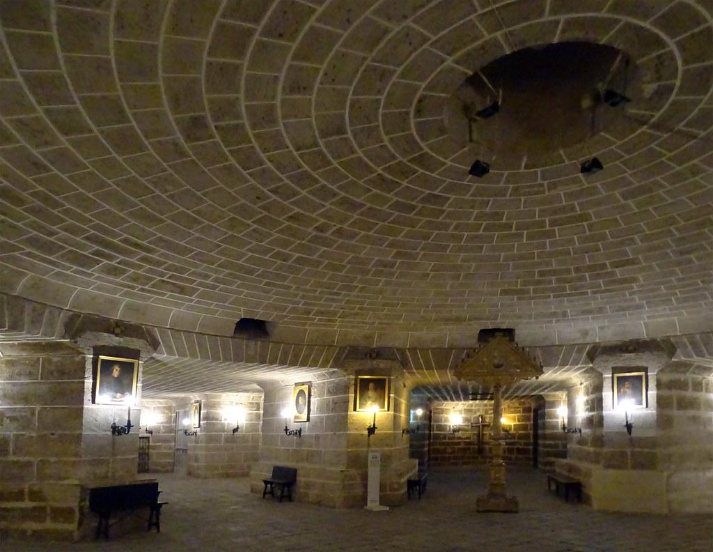 cripta Catedral de la Santa Cruz de Cadiz