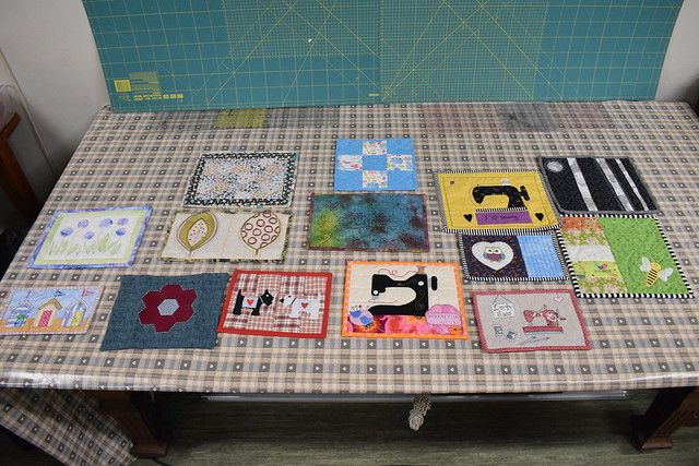Spring'20 Quilting Retreat