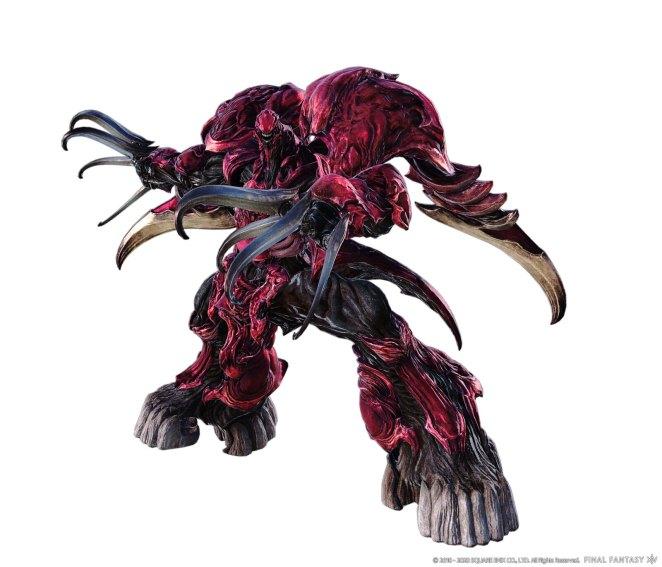Final Fantasy XIV: Shadowbringers - Ruby Weapon