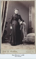 Mary Halverson - ca 1890s