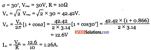 2nd PUC Electronics Question Bank Chapter 9 Power Electronics and its Applications 44