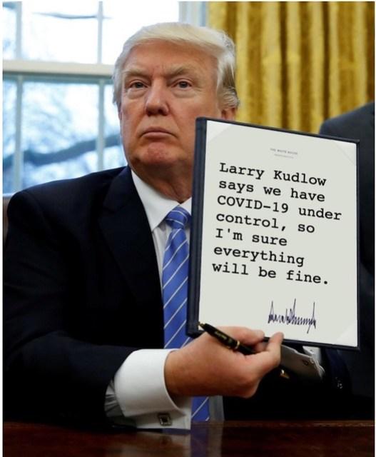 Trump_kudlowcovid