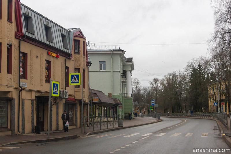 Проспект Ленина, Зеленогорск