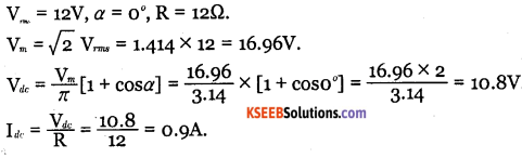 2nd PUC Electronics Question Bank Chapter 9 Power Electronics and its Applications 45