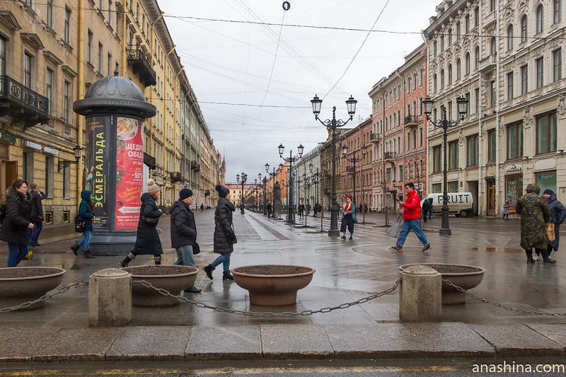 Жители Санкт-Петербурга, Санкт-Петербург
