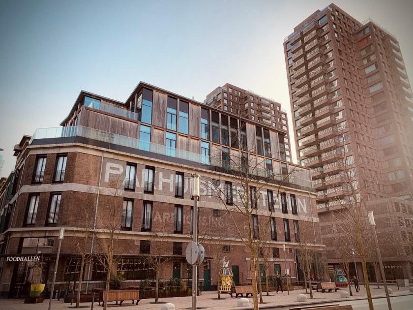 Rotterdam Daily Photo: Worldly homes