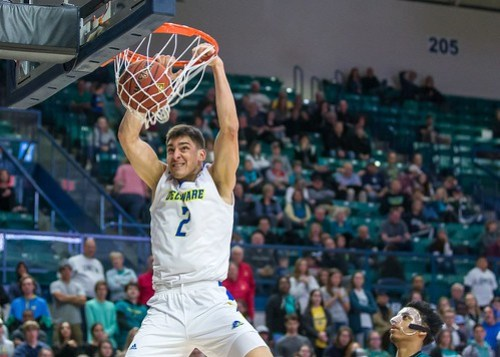 Painter Dunk vs. UNCW