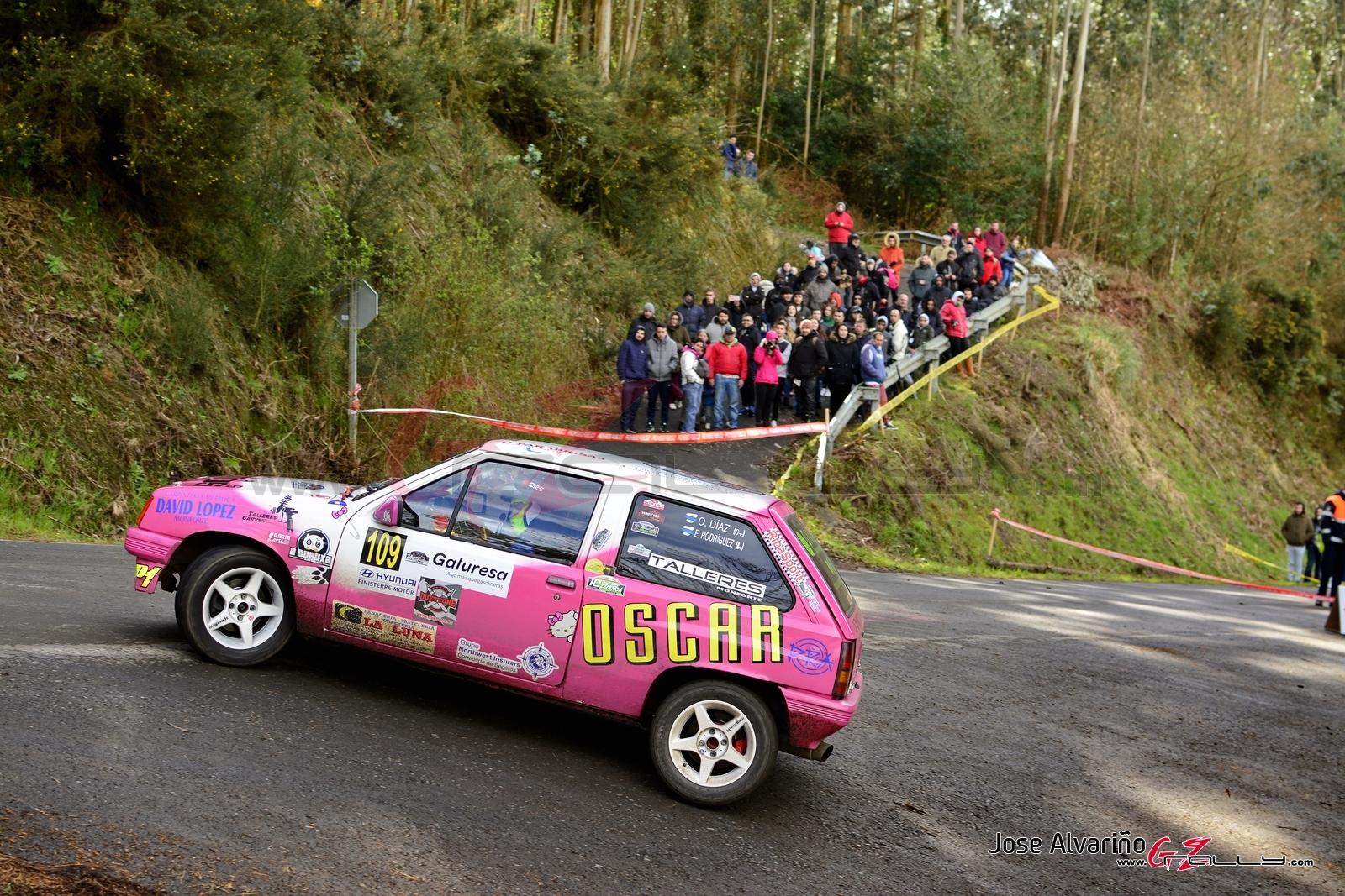 Rally de A Coruña 2020 - Jose Alvariño