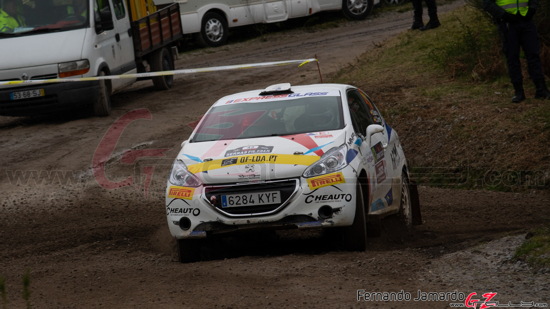 Rally Serras de Fafe 2020 - Fernando Jamardo