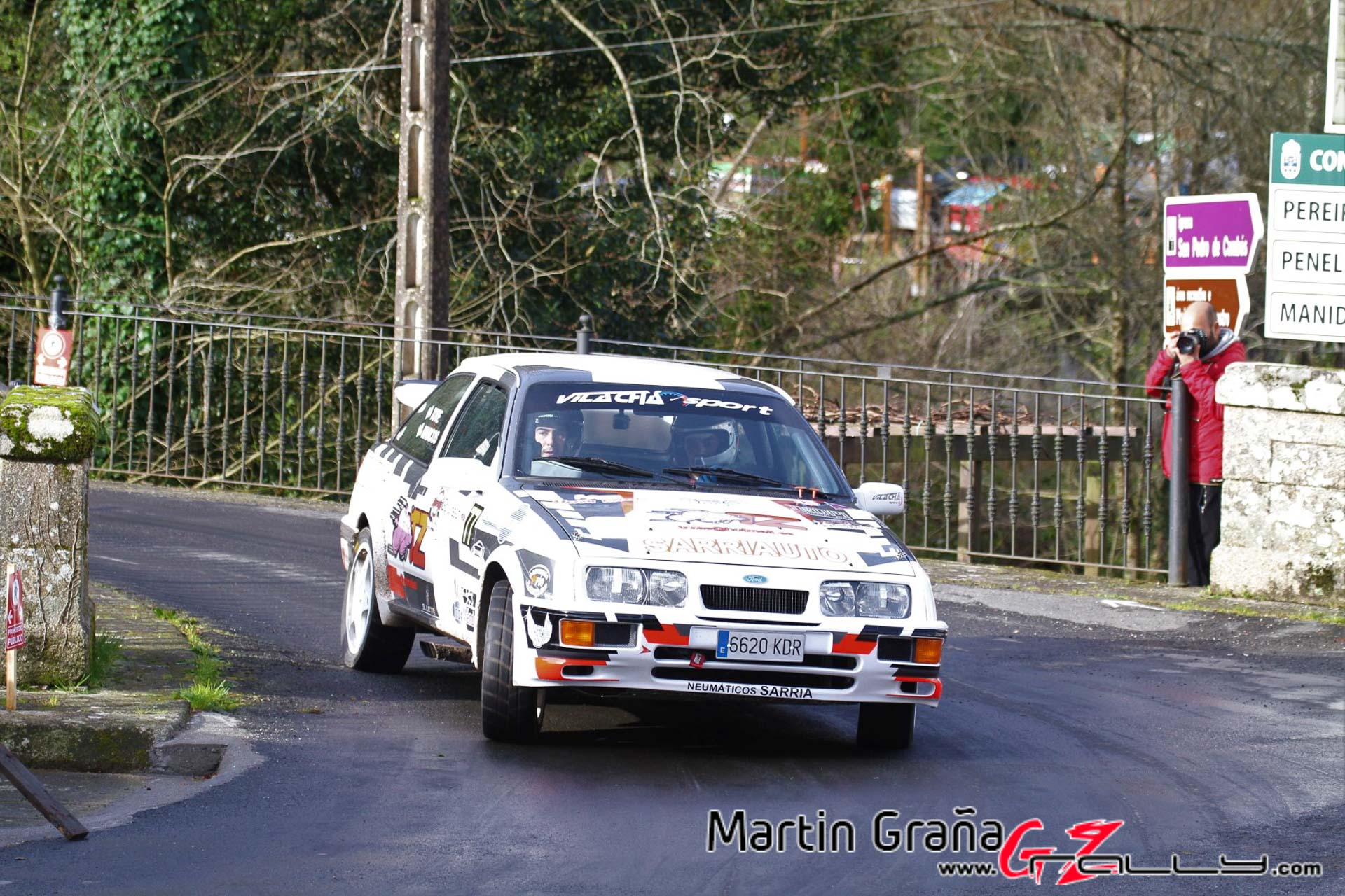 Rally Coruña 2020 - Martin Graña