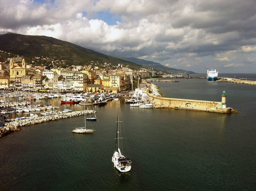 Villefranche from the fort_Veronika TravelGeekery