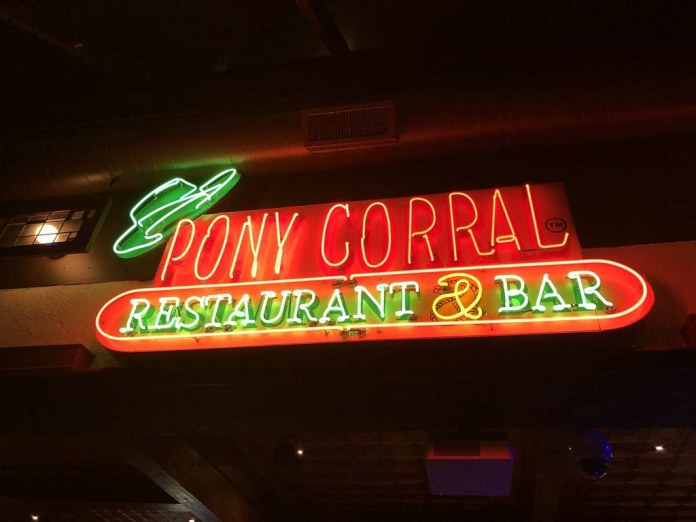 Pony Corral Closes Its Downtown Location