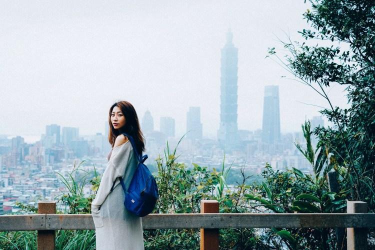 福州山公園 搭捷運就可以到的台北市區登山步道,比象山人潮少很多的賞台北夜景秘密基地