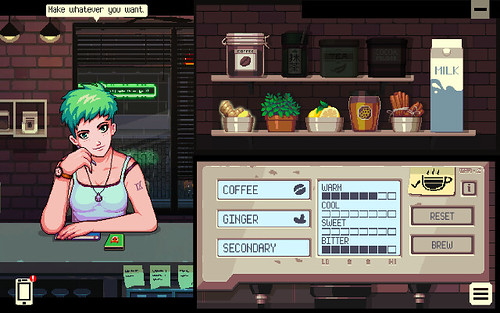 Coffee Talk - Screenshot (3)