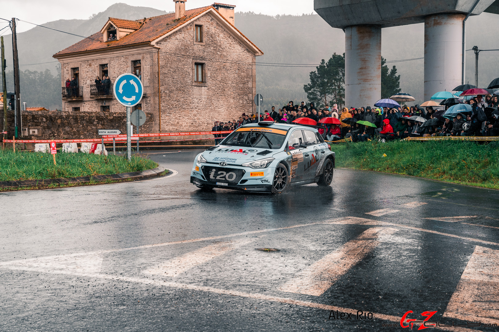 Rally de A Coruña 2020 - Alex Rio
