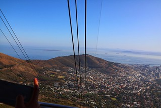 In the Cablecar