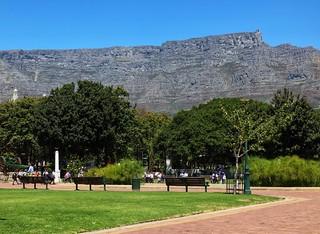 Company Gardens - Table Mountain