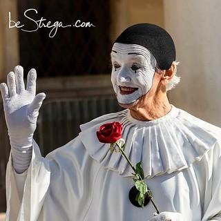 Martin (Nello Taverna), 80yrs, live @ Venice Carnival!