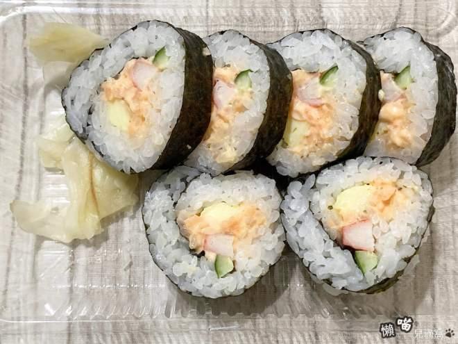 奕米捲壽司