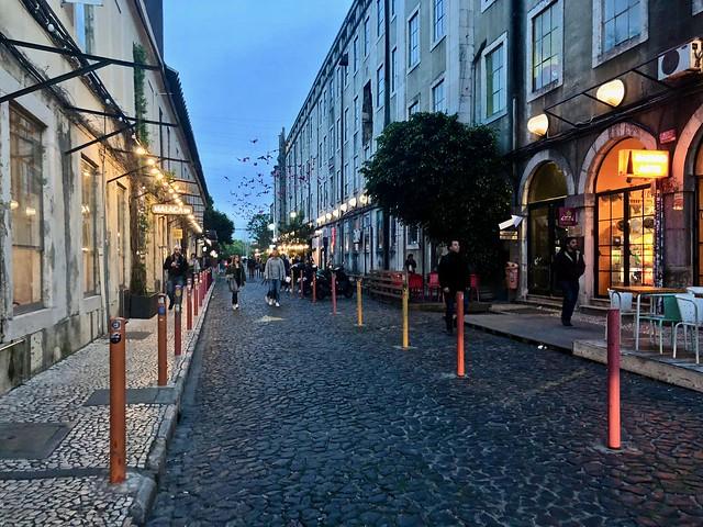 LX Factory a Lisbona
